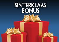 Sinterklaasbonus bij Kroon Casino van 25%