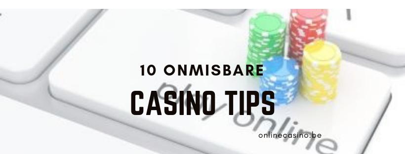 top 10 casino tips