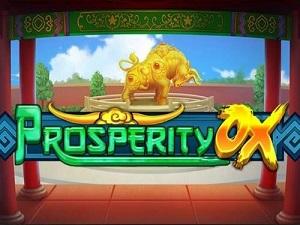 Prosperity Ox van iSoftBet