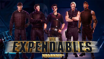 Stakelogic: The Expendables Megaways