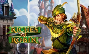 Riches of Robin van Play'n Go