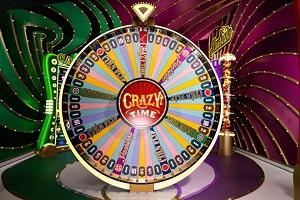 Crazy Time spelers winnen ruim 5 miljoen euro