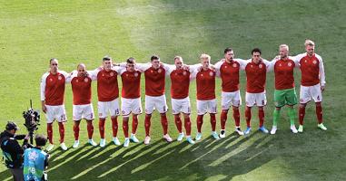 """Duel tegen Denemarken komt eraan: """"nauwelijks Belgische fans"""""""