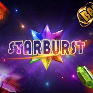 Starburst maandenlang op rij populair