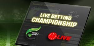 Live Betting Championship