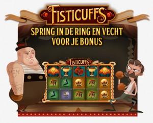 Fisticuffs bonusactie
