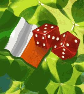 Kansspelen Ierland