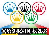 Olympische Winterspelen actie